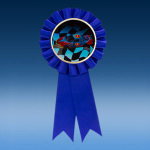 Racing Participation Ribbon