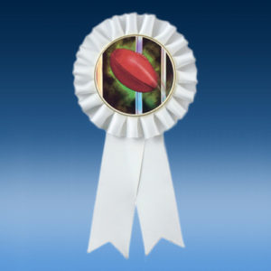 Rugby Participation Ribbon