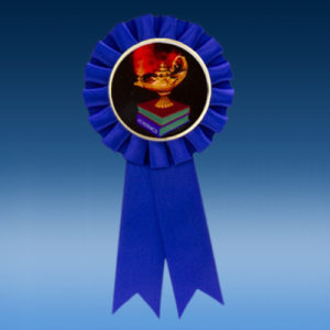 School Participation Ribbon