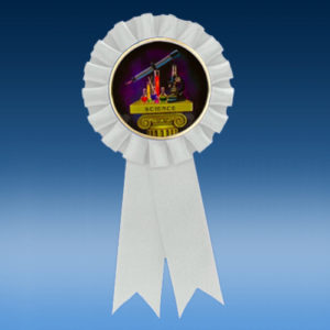 Science Participation Ribbon