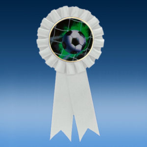 Soccer Participation Ribbon