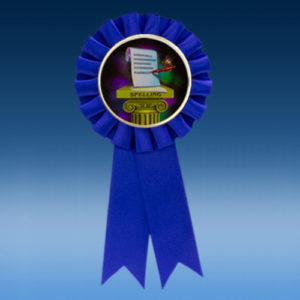 Spelling Participation Ribbon