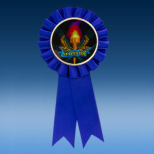 Sponsor Participation Ribbon