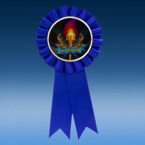 Sponsor Participation Ribbon