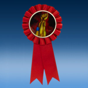 Wrestling Participation Ribbon