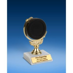 Hockey Soft Spinner Ball Trophy 6""