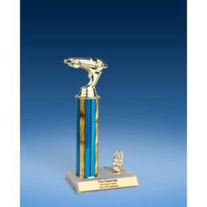 Racing Sport Figure Trim Trophy 12""