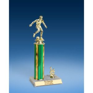 Soccer Sport Figure Trim Trophy 12""