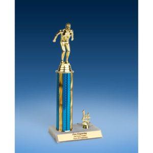 "Swimming Sport Figure Trim Trophy 12"""