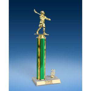 """Lacrosse Sport Figure Trim Trophy 14"""""""