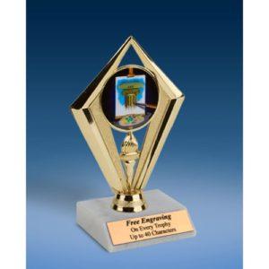 """Art Sport Diamond Trophy 6"""""""