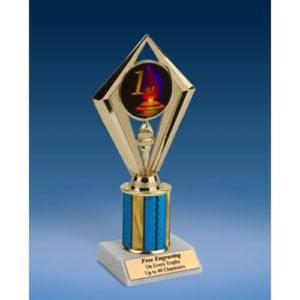 "1st Place Sport Diamond Trophy 8"""