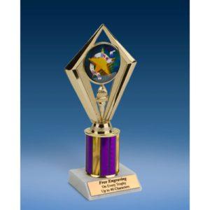 """5K Sport Diamond Trophy 8"""""""