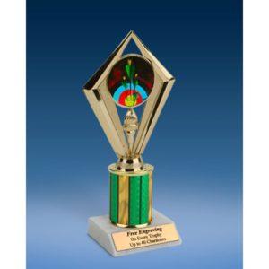 """Archery Sport Diamond Trophy 8"""""""