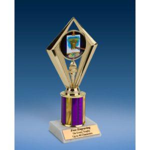 """Art Sport Diamond Trophy 8"""""""