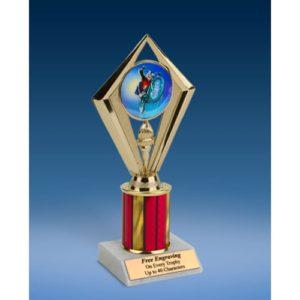 """BMX Sport Diamond Trophy 8"""""""