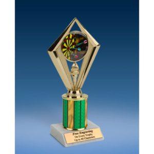 "Darts Sport Diamond Trophy 8"""