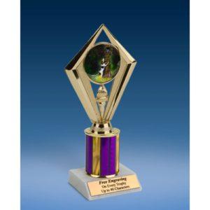 """Dog Sport Diamond Trophy 8"""""""