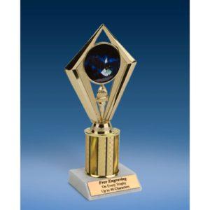 "Eagle Sport Diamond Trophy 8"""