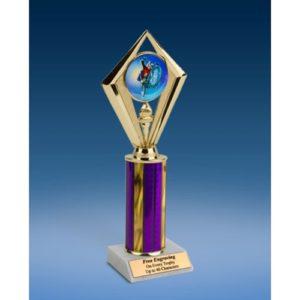 """BMX Sport Diamond Trophy 10"""""""
