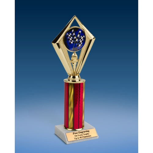 """Derby Sport Diamond Trophy 10"""""""