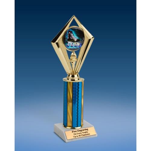 "Rollerblade Sport Diamond Trophy 10"""