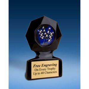 Derby Black Star Acrylic Trophy