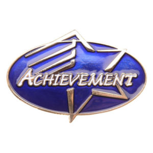 Achievement Pin