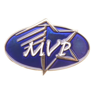 MVP Achievement Pin-0