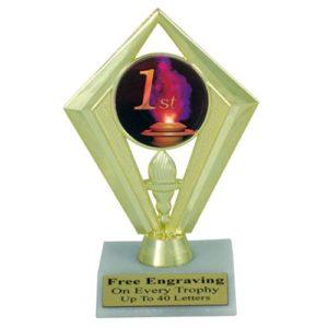 1st Place Sport Diamond Trophy