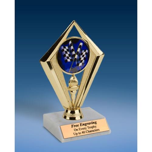 """Derby Sport Diamond Trophy 6"""""""