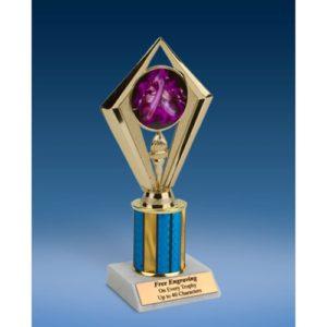 "Dance 2 Sport Diamond Trophy 8"""