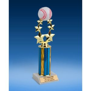 Baseball Rising Star Trophy 11""