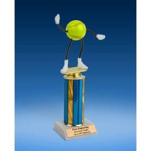 "Softball Poseable Figure 10"""