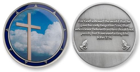 John 3:16 Coin