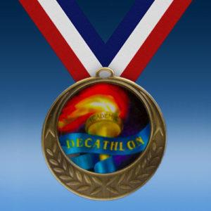 Darts Laurel Wreath Medal-0