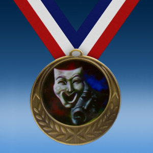 Drama Laurel Wreath Medal-0