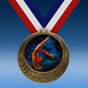 Gymnastics Female Laurel Wreath Medal-0