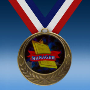 Manager Laurel Wreath Medal-0