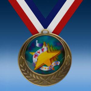 MVP Laurel Wreath Medal-0