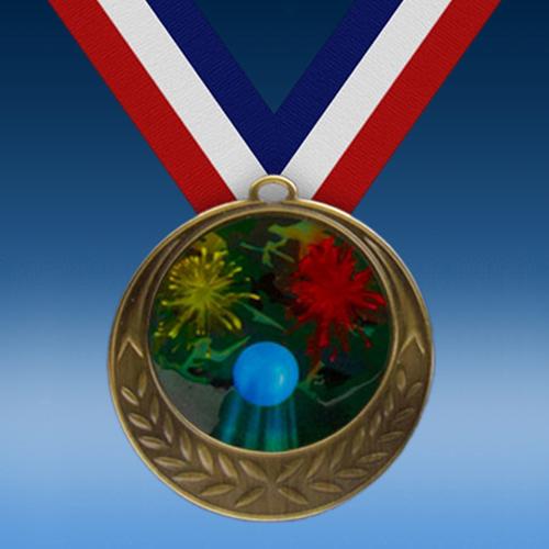 Paintball Laurel Wreath Medal-0