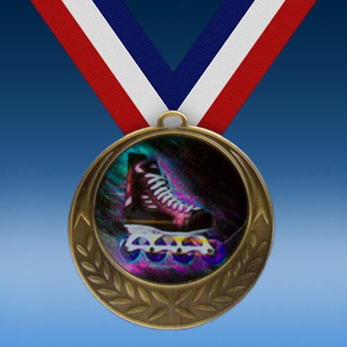 Rollerblade Laurel Wreath Medal-0