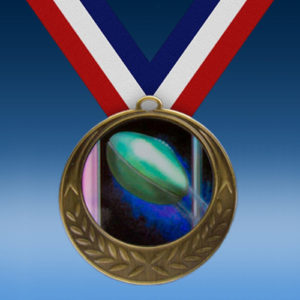 Rugby 2 Laurel Wreath Medal-0