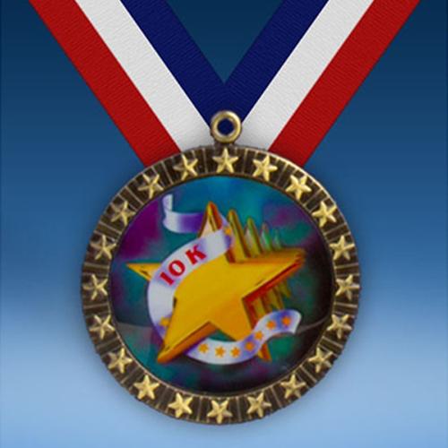 10K 20 Star Medal-0