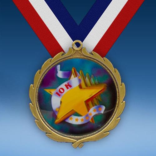 10K Wreath Medal-0