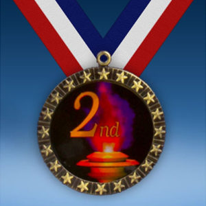 2nd Place 20 Star Medal-0
