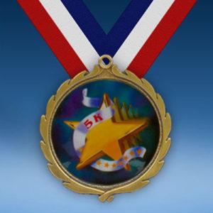 5K Place Wreath Medal-0