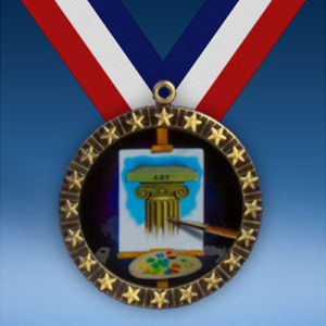 Art 20 Star Medal-0