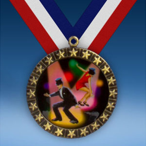 Dance 20 Star Medal-0