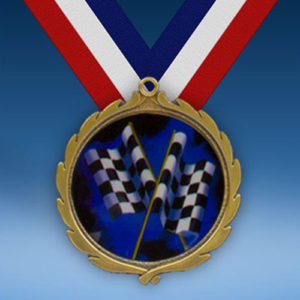 Derby Wreath Medal-0